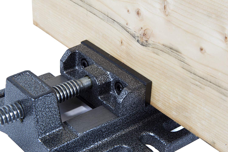 a drill press vise