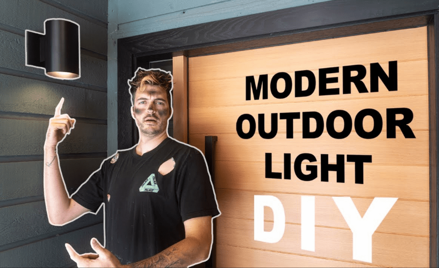 How To Change Outdoor Lights Safely