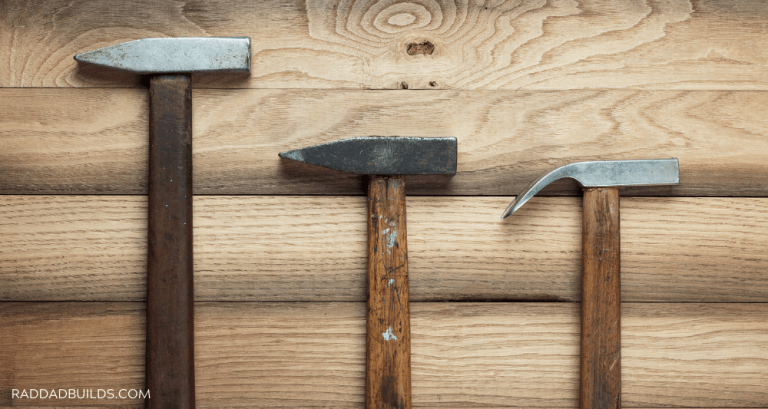 Different Types of Hammers