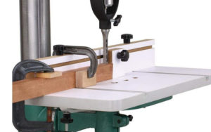 Best Drill Press Table – Rated & Reviewed (2021)