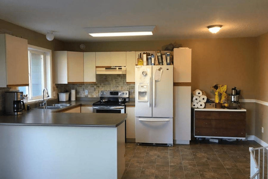 home tour kitchen makeover renovation before and after 1