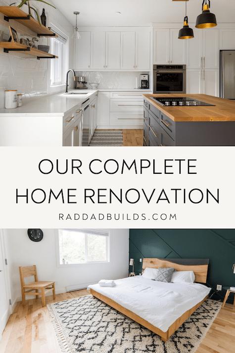 Home Tour: Couple reveals incredible house renovation transformation